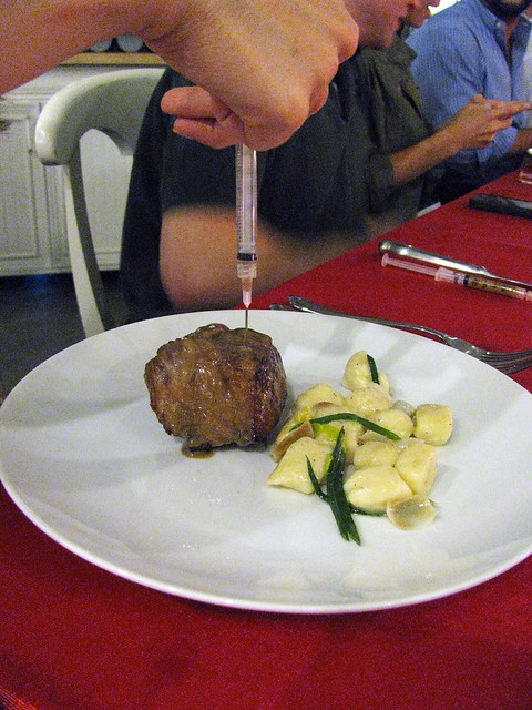 truffle injection