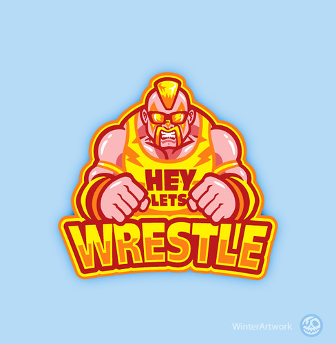 Hey Let's Wrestle!
