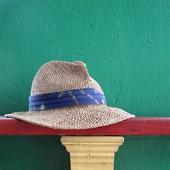 still life with hat (rroewert) Tags: stilllife hat canong10 powershotg10