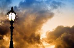 City From The Past (pallab seth) Tags: old uk sky cloud color colour london nature lamp night evening spring nikon europe nightshot britain streetlamp eu nostalgic strret londoners londonist lovelycity elitephotography nikon1855mmf3556gafsdxvr d3100 nikond3100