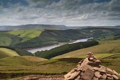 Ladybower Reservoir (chrisgj6) Tags: england landscape unitedkingdom derwent sheffield reservoir lee tor southyorkshire ladybower whinstone manchesterroad yorkshireandthehumber