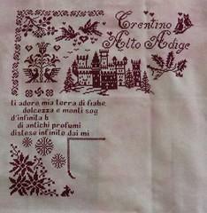 """W.i.p. """"Trentino- Alto Adige"""" from Parolin. - 05/29/2011"""