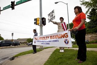 Anti-Torture Vigil - Week 50: Torture for Liberty?