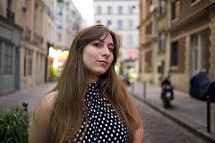 Street Portrait : Paris