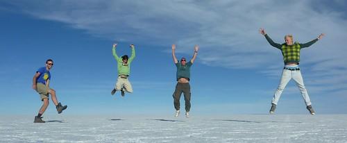[Jumping!]