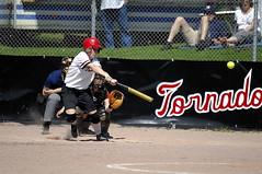 Softball Mannheim Tornados (Celimaniac) Tags: sports nikon baseball action d2x softball tornados mannheim