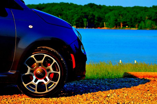 2012 FIAT 500 @ Hoover Dam - Westerville, OH