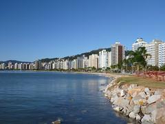 Beira Mar (Ale.Almeida.Photos) Tags: floripa cidade sol sc mar florianópolis centro beiramar ilha trapiche prédios