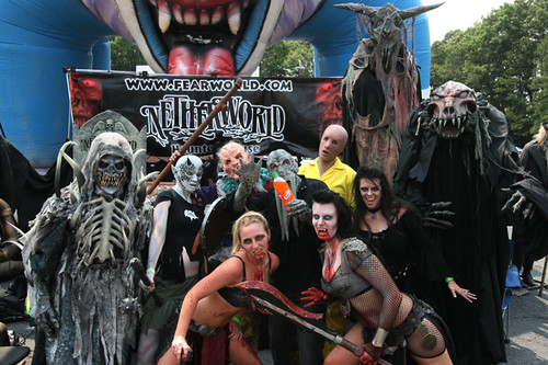 Rock n Roll MonsterBash NETHERWORLD Monsters