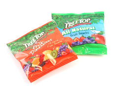 Tree Top Fruit Snacks Bags
