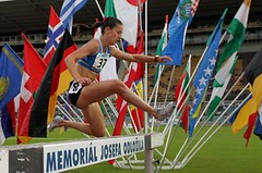 Na počest Odložila zaběhla Lustigová steepla v národním rekordu