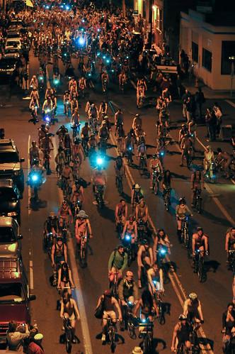 World Naked Bike Ride 2011-21-21