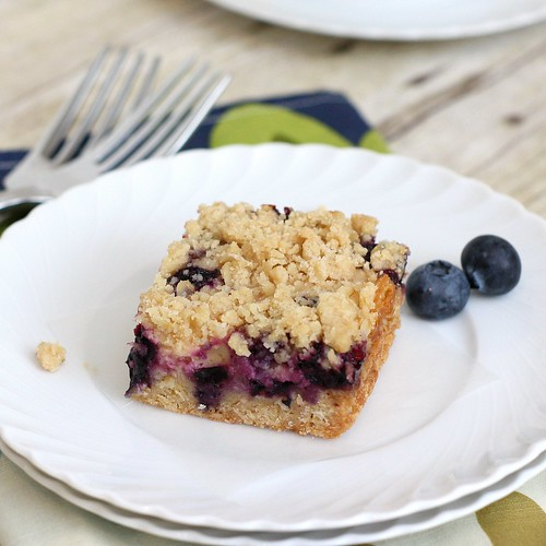 blueberry crumb bars with lemon cream filling