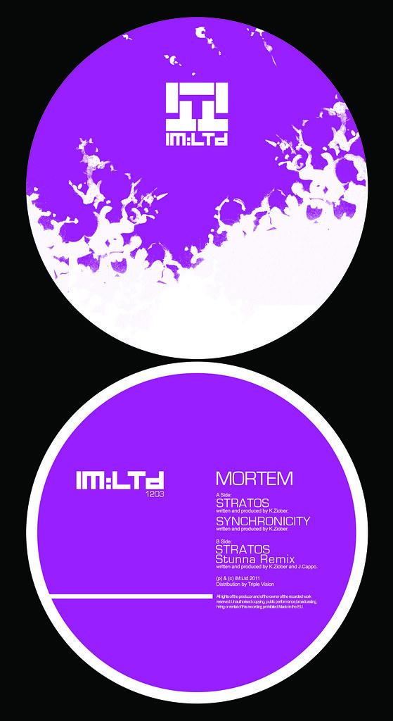 IM:Ltd 1203 - Mortem - 'Stratos/Synchronicity/Stratos (Stunna remix)' - OUT NOW ! 5853875495_2696271b23_b