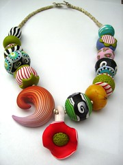 Summertime (Nadege Honey) Tags: original polymerclay colourful