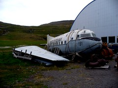C-117 Skytrooper (rwhgould) Tags: abandoned airplane geotagged iceland navy sland westfjords c117 egils skytrooper vestfiri rlygshfn flugminjasafn lafssonar geo:lat=65561913 geo:lon=24158061