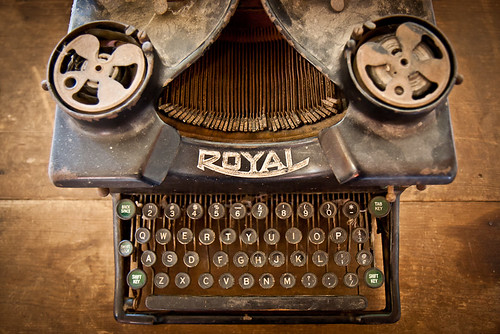 A Royal Antique