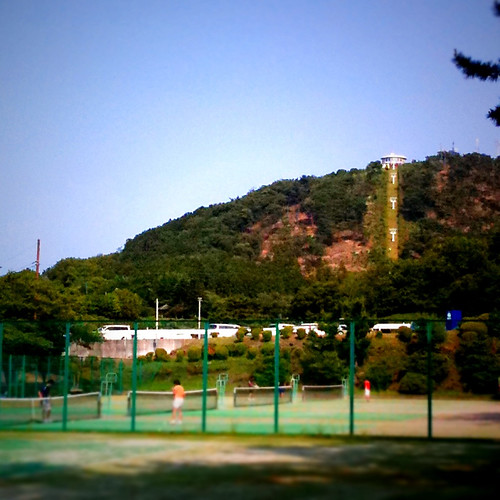 komuroyama tennis court 01