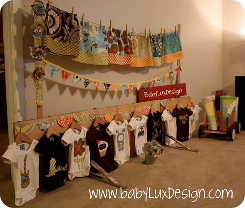 babylux design craft show test run