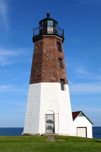 Point Judith light, Rhode Island