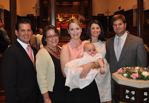 parents and godparents