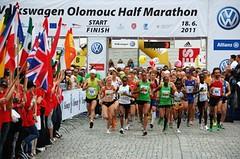 Anketu o závod jara vyhrála Olomouc