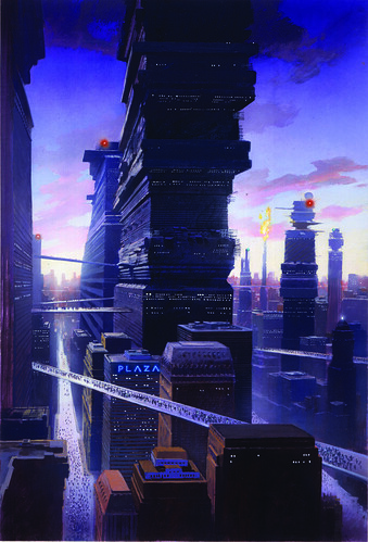 Body Mortgage, John Harris, 1988