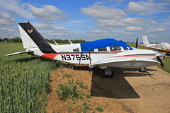 N375SA (QSY on-route) Tags: club aero lincon sturgate egcs n375sa 04062011
