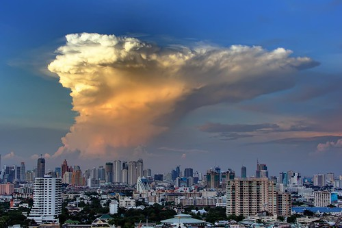 'Apocalypse Now' over Bangkok