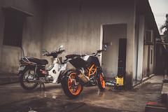 TAM_4999 (T.N Photo) Tags: ktm duke 390 ktmduke390 ktmvietnam tnphoto d750 35f2d 35mm lightroom vietnam motorcycle akrapovic oranger honda dream kracher nikon