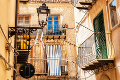 Cefalu (Kevin R Thornton) Tags: d90 nikon travel sicily architecture 2016 italy city cefalu cefal sicilia it