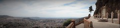Panteon de los Ilustres (¡vonne) Tags: zacatecas cerro bufa panteón ilustres panoramica mexico