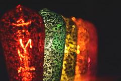 Garden Lights (Caroline.32) Tags: inarow macromondays macro lights bulbs nikond7100 18140mmlens extensiontubes 12mm
