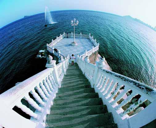 El Mirador del Mediterráneo en Benidorm
