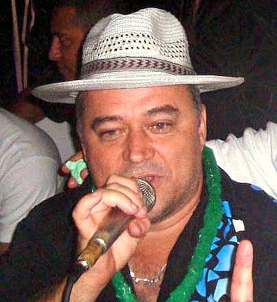 Ocimar Santos, compositor da Rocinha
