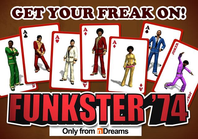 Home: Funkster 74