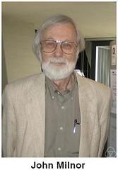 John Milnor, premio Abel 2011