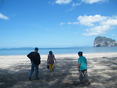 Pak Meng Beach (25) (radioink) Tags: trip sea holiday beach thailand boat south southern pakmeng trang