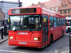 Arriva North East: 0274 P274VRG Scania N113CRL/East Lancs (emdjt42) Tags: scania 274 newcastleupontyne tynewear arriva eastlancs arrivanortheast arrivanorthumbria haymarketbusstation p274vrg