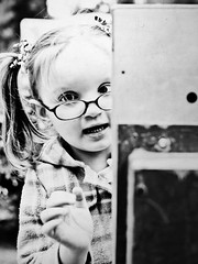 n T $ (pimpdisclosure) Tags: blackandwhite bw cute glasses kid daughter fresno pimp gia gmoney pimpexposure part62 thepimpchronicles pimpdisclosure nt imissyougmoney howcutearethelittleglassesfallingdownherlittlenose giaturns4onapril7