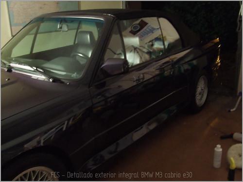 BMW M3 e30 cabrio-70