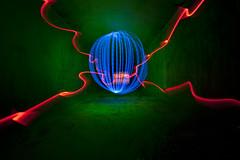 The Nexus (Dylan MacMaster) Tags: lightpainting tunnel glowstick culvert ledflashlight