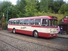 RSD 732J (markkirk85) Tags: new museum day y transport leopard western type alexander tramway 2009 smt rsd leyland crich 2341 41971 rsd732j 732j