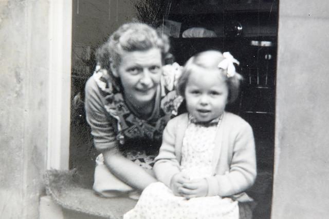 Nanna and Mum