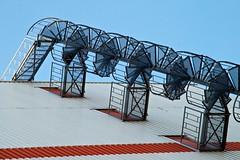Spiralo (RaiLui) Tags: treppe bremen perspektive wendeltreppe uberseestadt