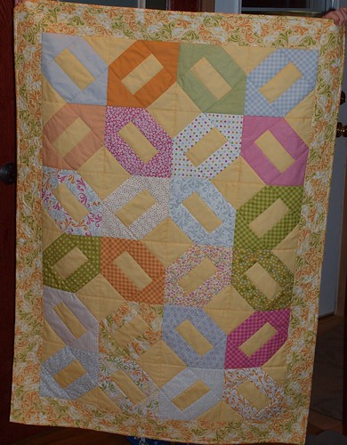 A Ritzy Cracker Quilt