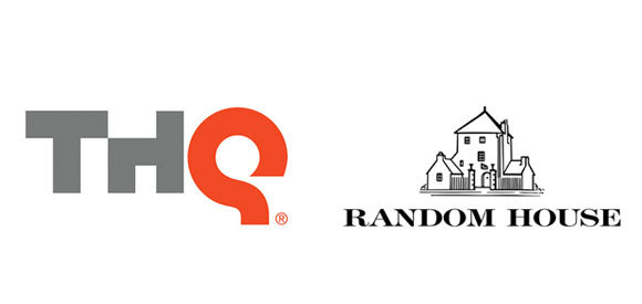 THQ and Random House partnership