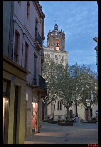 Basilica Santa Maria, Mataró