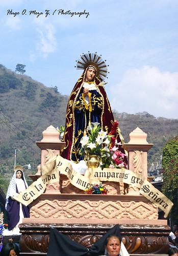 Procesión de La Iglesia de Santa Ana , Antigua Guatemala10