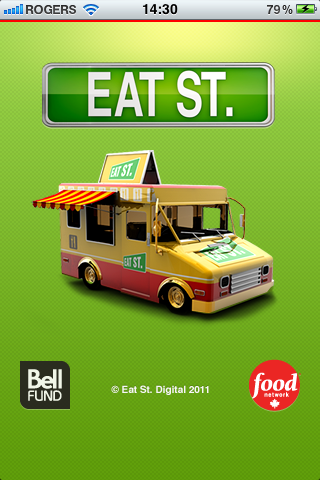 Eat St iPhone App